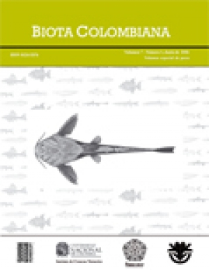 Revista Biota Colombiana Vol. 7 (1)